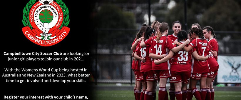 Girls Soccer Invitation for 2021